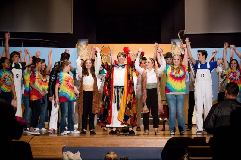 Joseph and the Technicolor Dreamcoat
